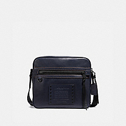 COACH 37330 - DYLAN 27 DARK NAVY/MATTE BLACK