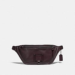 RIVINGTON BELT BAG - 37951 - OXBLOOD/BLACK COPPER