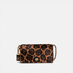 COACH 38209 - DINKY WILD BEAST/BLACK COPPER