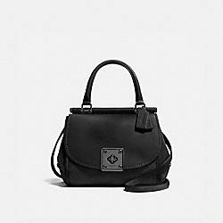 COACH 38388 - DRIFTER TOP HANDLE BLACK/MATTE BLACK
