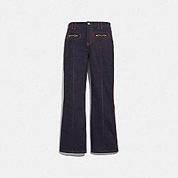 COACH 38520 - DENIM PANT DENIM