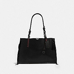 COACH 39235 - DREAMER TOTE 36 PEWTER/BLACK