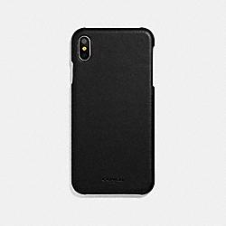 COACH 39451 Iphone Xs Max Case BLACK
