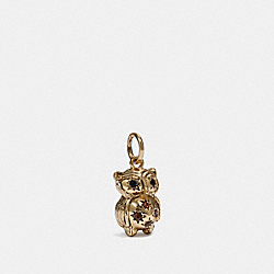 COACH 39509 - OWL CHARM MULTI/GOLD