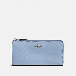 COACH 39746 - L-ZIP WALLET SV/MIST