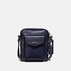 COACH 41393 Jaxson Bag 18 CADET/BLACK COPPER