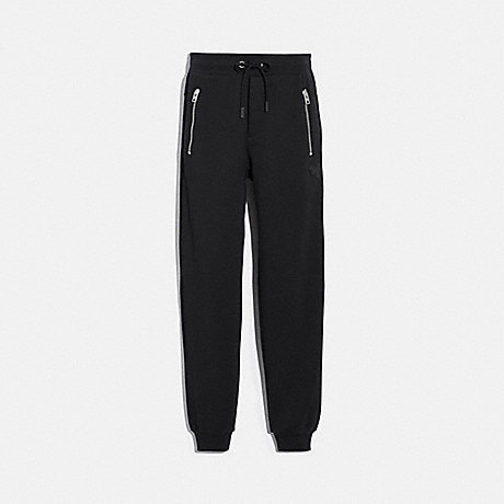 COACH 43436 TRACK PANTS BLACK