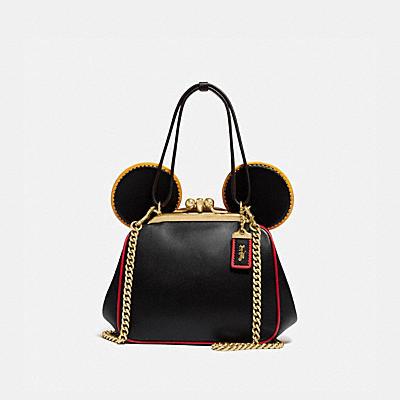 ディズニー ミッキー マウス X キース・ヘリング キスロック バッグ