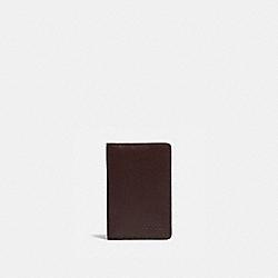 CARD WALLET - 5008 - MAHOGANY