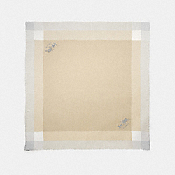 COACH 54230 - WINDOWPANE CHALLIS STONE