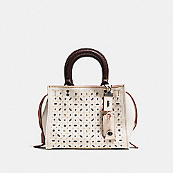 COACH 54551 - ROGUE 25 WITH RIVETS BP/CHALK