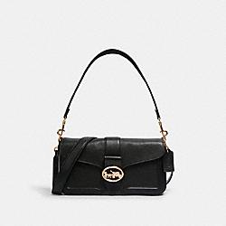 COACH 5493 Georgie Shoulder Bag IM/BLACK