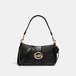 GEORGIE BAGUETTE - 5500 - IM/BLACK