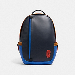 COACH 5591 - EDGE BACKPACK QB/BLUE MULTI