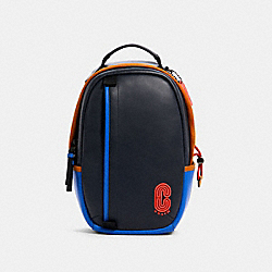 COACH 5592 - EDGE PACK QB/BLUE MULTI