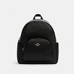 COURT BACKPACK - 5666 - IM/BLACK