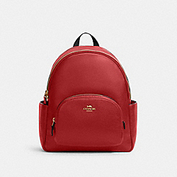 COACH 5666 - COURT BACKPACK IM/1941 RED
