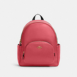 COURT BACKPACK - IM/FUCHSIA - COACH 5666