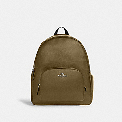 LARGE COURT BACKPACK - 5669 - QB/KELP