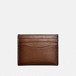 CARD CASE - 57101 - DARK SADDLE