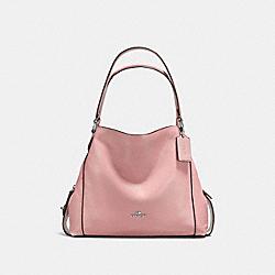 COACH 57125 Edie Shoulder Bag 31 SV/BLOSSOM