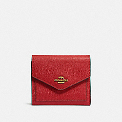 COACH 58298 - SMALL WALLET LI/JASPER