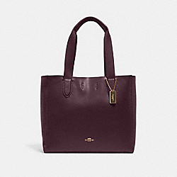 DERBY TOTE - 58660 - IM/BOYSENBERRY