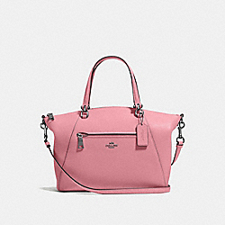 COACH 58874 Prairie Satchel TRUE PINK/GUNMETAL