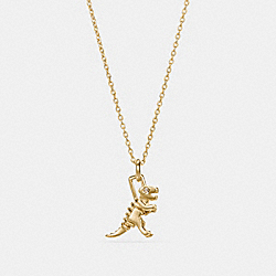 MINI DEMI-FINE REXY NECKLACE - 58984+GLD - GOLD