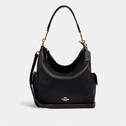 COACH 6152 - PENNIE SHOULDER BAG IM/BLACK