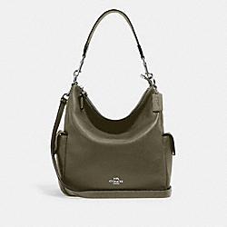 COACH 6152 Pennie Shoulder Bag SV/SURPLUS