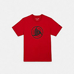 COACH 6203 Coach X Michael B. Jordan T-shirt RED