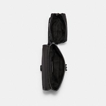 コーチ公式アウトレット   ライダー ダブル ベルト バッグ   ミニバッグ/ボディバッグ/ベルトバッグ