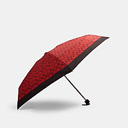 COACH 63365 Signature Mini Umbrella SV/1941 RED