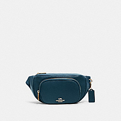 COURT BELT BAG - 6488 - IM/PEACOCK