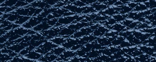 銀色金屬配件/金屬 海軍藍色