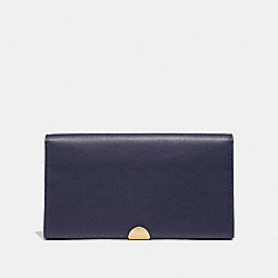 COACH 66615 - DREAMER WALLET INK/GOLD