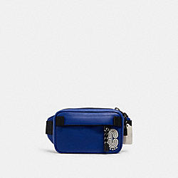 COACH 6786 - MINI EDGE BELT BAG QB/SPORT BLUE