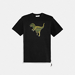 COACH 68234 - REXY T-SHIRT BLACK