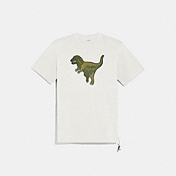 COACH 68234 Rexy T-shirt CHALK