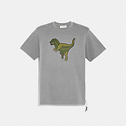 COACH 68234 - REXY T-SHIRT HEATHER GREY