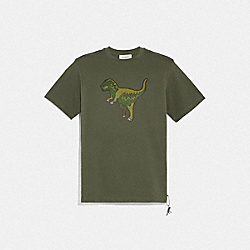 COACH 68234 - REXY T-SHIRT REXY GREEN