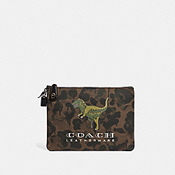 COACH 68251 - TURNLOCK POUCH WITH REXY SURPLUS