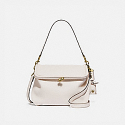 COACH 68540 Rider Bag CHALK/BRASS