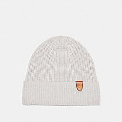 COACH 6917 - KNIT BEANIE GREY