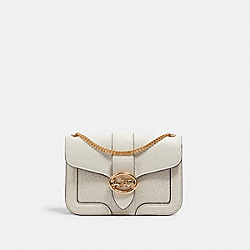 GEORGIE CROSSBODY - 6924 - IM/CHALK