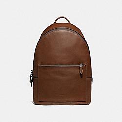 COACH 69351 Metropolitan Soft Backpack QB/SADDLE
