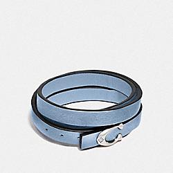 COACH 69604 - COMPLIMENTARY SIGNATURE BRACELET MIST/SILVER