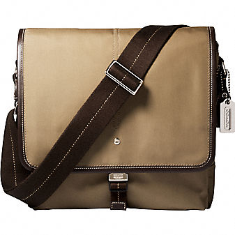 Varick Nylon Messenger Bag 120