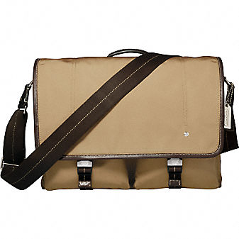 Varick Nylon Messenger Bag 49